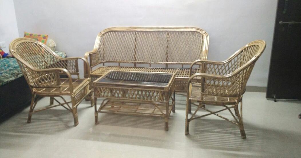 Cane Furniture In Indore